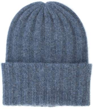 The Elder Statesman rib knit beanie