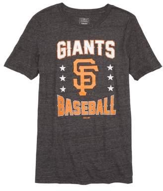 Majestic MLB San Francisco Giants Triple Play T-Shirt