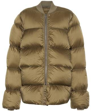 Rick Owens Down puffer jacket