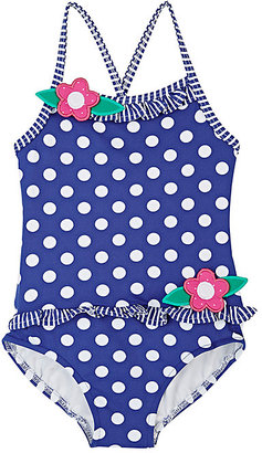Florence Eiseman FLORENCE EISEMAN POLKA DOT SWIMSUIT $74 thestylecure.com