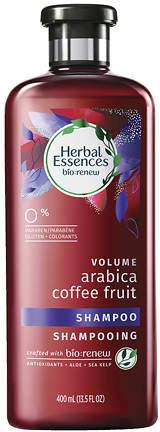Herbal Essences Bio:Renew Volume Shampoo Arabica Coffee & Fruit Image