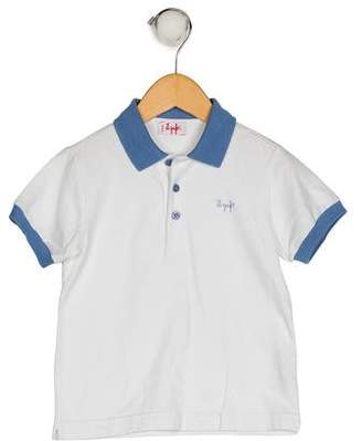 Il Gufo Boys' Collared Shirt