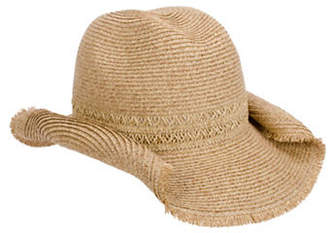 Nine West Cowboy Fringe Hat