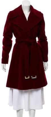 Diane von Furstenberg Nikki Wool Coat