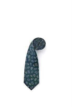 Country Road Micro Paisley Tie
