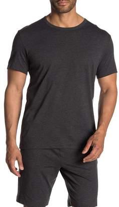 Calvin Klein Logo Side Crew Neck T-Shirt