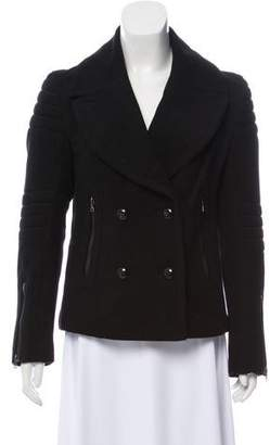 Barneys New York Barney's New York Structured Double-Breasted Coat