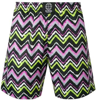 SSS World Corp Acadaca swimming shorts