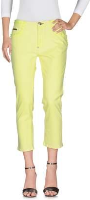 Philipp Plein Denim pants - Item 42634404UG