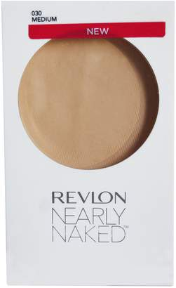 Revlon Compact Nearly Naked Pressed Powder, Medium(8g)