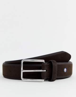 Ben Sherman belt in brown