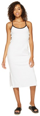 Juicy Couture - Venice Beach Microterry Laced Slip Dress Women's Dress $128 thestylecure.com