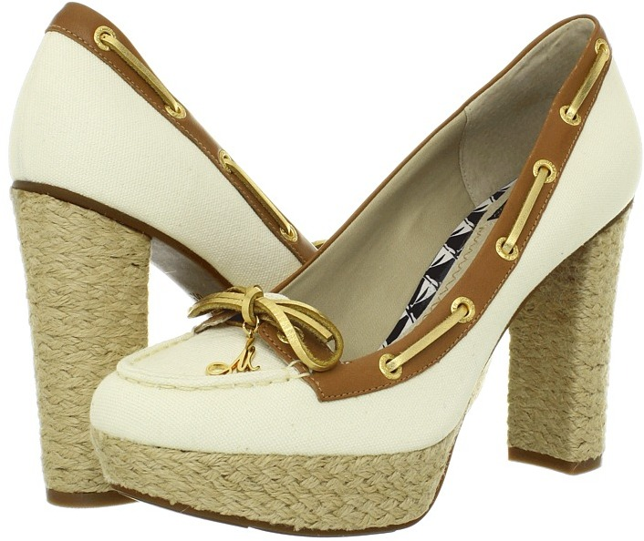Sperry A/O Platform by Milly (White CVS/Co) - Footwear