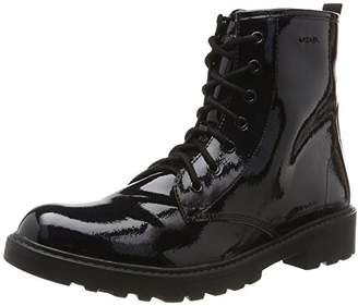 Geox Unisex Adults' J Casey Girl K Combat Boots