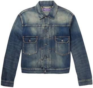 Ralph Lauren Purple Label Denim outerwear