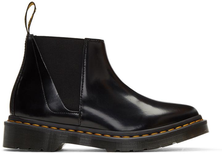 Dr. MartensDr. Martens Black Bianca Chelsea Boots
