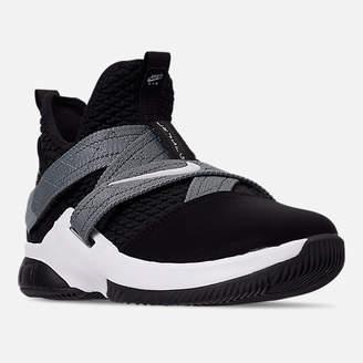 Nike Boys' Big Kids' LeBron Soldier 12 SFG Basketball Shoes