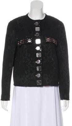 Lanvin 2014 Embellished Evening Jacket