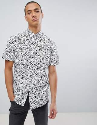 Jefferson Printed Short Sleeve Shirt