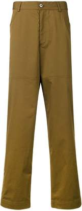 Qasimi relaxed trousers