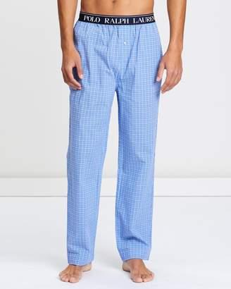 Polo Ralph Lauren Cotton Pyjama Sleep Pants