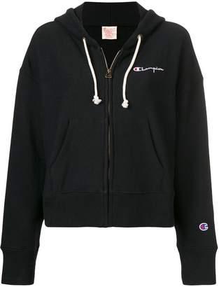Champion basic hooded jacket