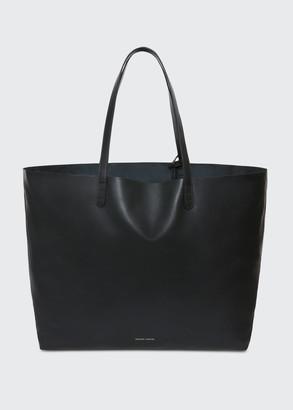 Mansur Gavriel Oversized Lamb Leather Tote Bag