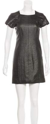 Theyskens' Theory Dazai Mini Dress