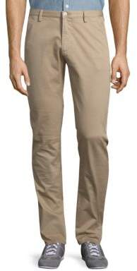 BOSS GREEN Slim-Fit Twill Pants