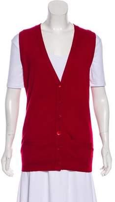 Autumn Cashmere Sleeveless Vest