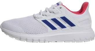 ffa21ec8d6af adidas Womens Energy Cloud 2 Neutral Running Shoes Footwear White Real  Purple Grey Two