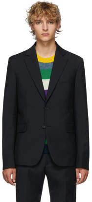 Acne Studios Black Tailored Suit Jacket
