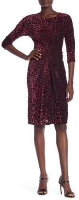 Taylor Animal Print Dress