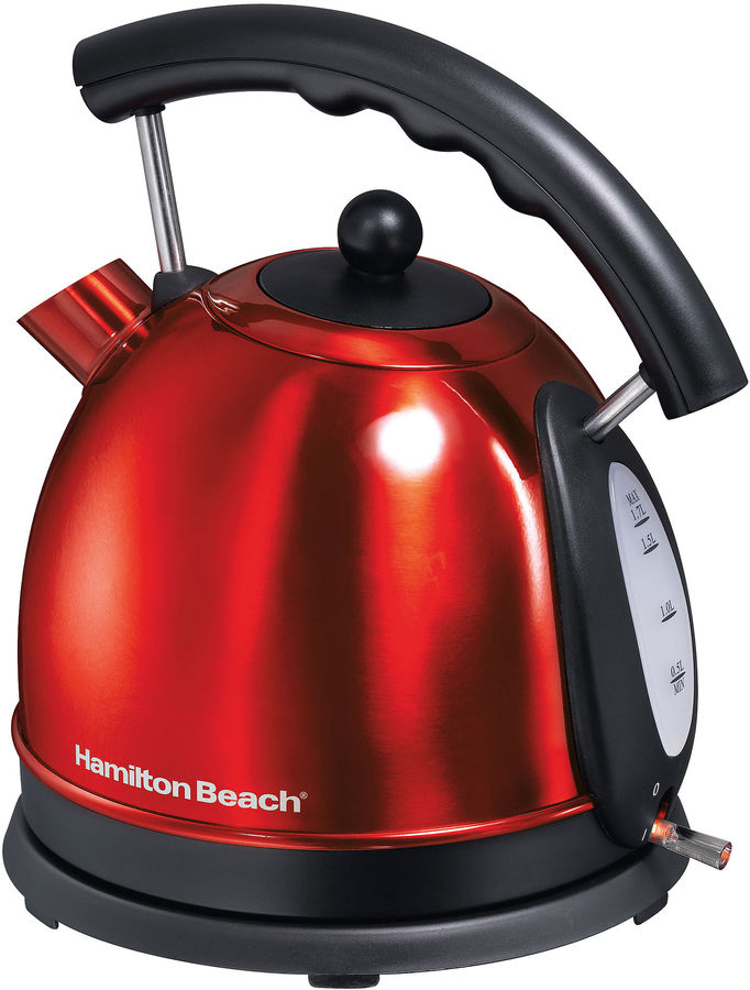 Hamilton Beach 7.2-Cup Stainless Steel Dome Kettle