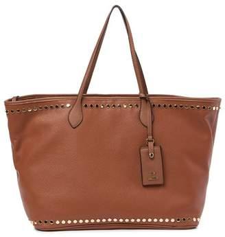 Steve Madden Vivi Flat Studded Work Tote Bag