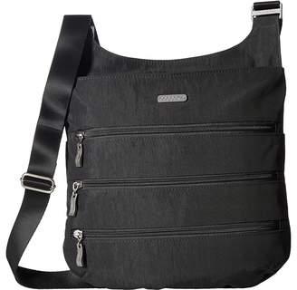 Baggallini Big Zipper Bagg Cross Body Handbags