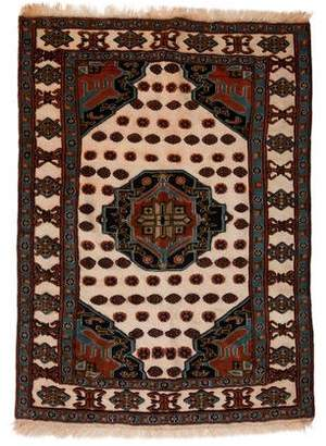 """Rug Hand-Knotted Persian Rug 4'4"""" x 5'9"""""""