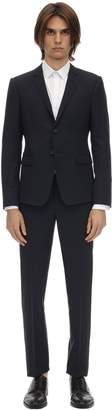 Giorgio Armani Dandy Single Breasted Wool Suit