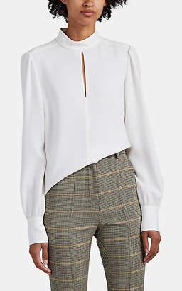A.L.C. Women's Marina Crepe Blouse - White