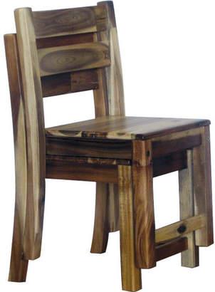 Stacking Wood Chair Material: Acacia Wood