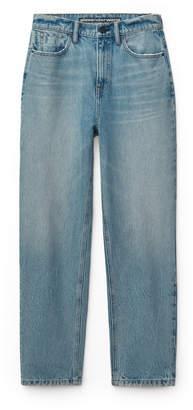 Alexander Wang Alexanderwang bluff high waist classic jeans