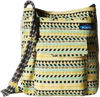 Kavu Sidewinder Cross Body Handbags