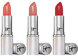 It Cosmetics Blurred Lines Smooth FillLipstick Trio
