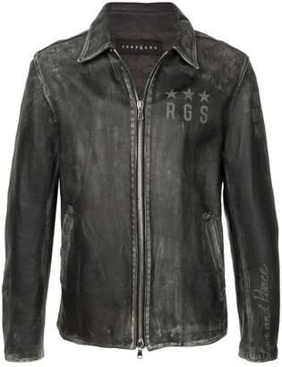 Roarguns leather jacket