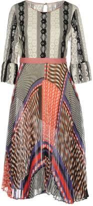 Pianurastudio 3/4 length dresses