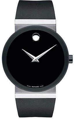 Movado Mens Sapphire Synergy Watch