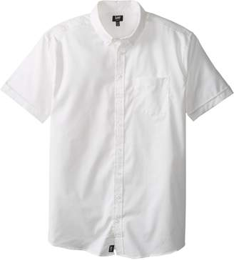 Lee Uniforms Men's Short Sleeve Oxford Shirt