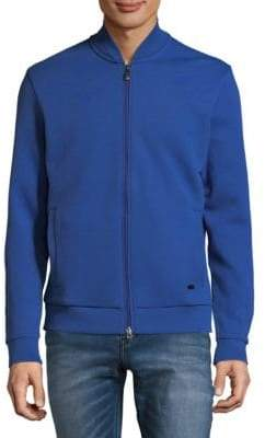 HUGO BOSS Skaz Zip-Up Sweatshirt
