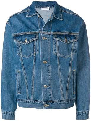 Ih Nom Uh Nit oversized denim jacket