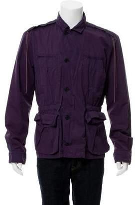 Bottega Veneta Casual Zip-Up Jacket